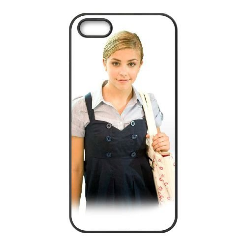 High School Musical 3 4 coque iPhone 5 5S cellulaire cas coque de téléphone cas téléphone cellulaire noir couvercle EOKXLLNCD24371