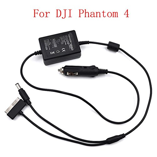 Price comparison product image Livoty Battery charger Intelligent 4A Outdoor Charging car charger For DJI Phantom 4