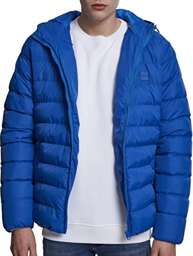 Classics royal Urban Uomo Blau Jacket 00205 Basic Giacca Bubble 70qa0vwB