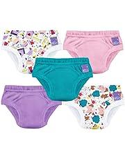 Bambino Mio, Potty träningsbyxor, pölgrisar, 2-3 år, 5-pack