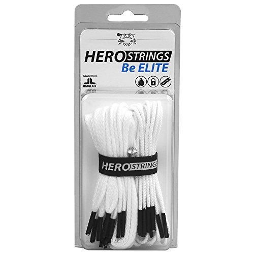 East Coast Dyes HeroStrings - White