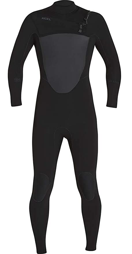 Xcel 3-2mm 2018 Drylock TDC Celliant Wetsuit Medium Black W black Logos fa8fcb72e
