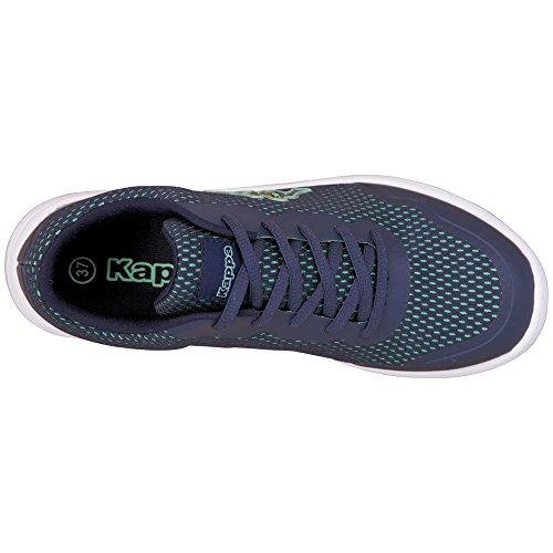 Kappa Preppy - Zapatillas Mujer Azul