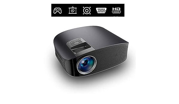 Inson Video proyector Proyector Multimedia de Alta fidelidad 3D ...