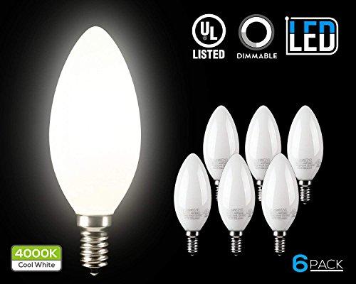 Led Light Bulb Angle in US - 4
