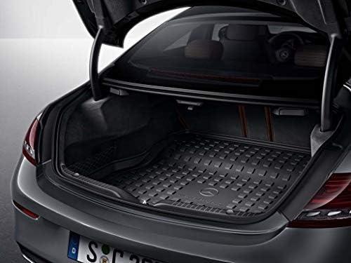 12//2015 Mercedes Benz Original Bandeja Maletero Negro C 205 Clase C Coupe A/ño de Construcci/ón
