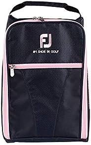 FootJoy Genuine Golf Shoes Bag Zipped Sports Bag Shoe Case - Pink Color