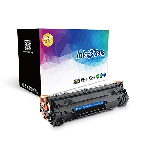 INK E-SALE Replacement Toner Cartridge for Canon 125, HP CE285A, HP 85A, HP CB435A, HP CB436A, for use with Canon LBP6000, MF3010, 1 Pack Photo #1