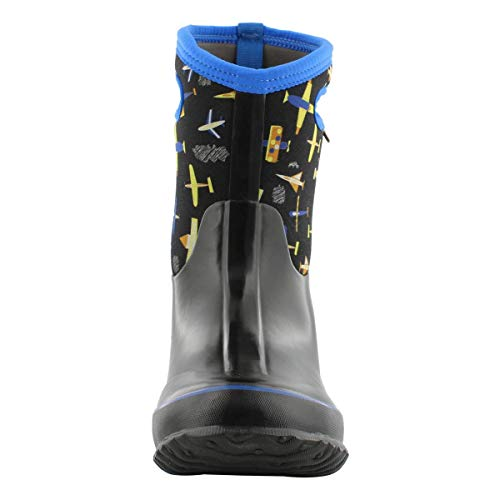 Image of Bogs Kids' Classic High Waterproof Insulated Rubber Neoprene Rain Boot Snow