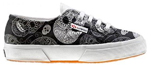 Superga Customized zapatos personalizados Paisley (Zapatos Artesano)