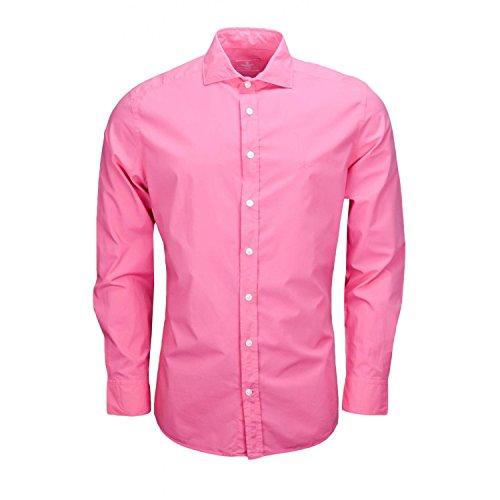 hackett-london-mens-casual-shirt-medium-pink-rosa-rosa