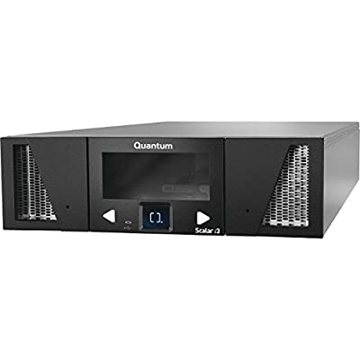 Quantum LSC33-CSE1-L8JA Scalar i3 Tape Library - 1 x Drive/25 x Slot - LTO-8 - Fibre Channel - Network (RJ-45) - 3URack-mountable from Quantum