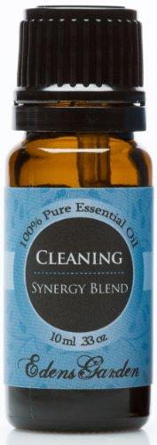 Nettoyage / Nettoyage Accueil Synergy Blend huile essentielle 100% pure (lavande, citronnelle, romarin et d'arbre à thé) - 10 ml
