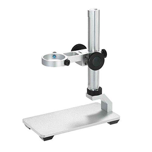 Egal Digital Microscope Aluminum Alloy Stand Bracket Holder Lifting Support Endoscope Magnifier Camera Bracket Table