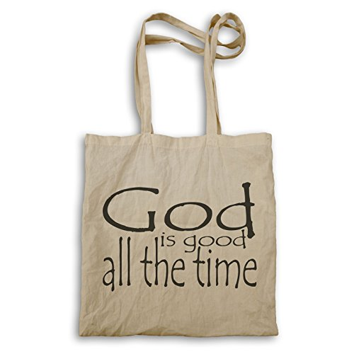 Gott ist allzeit gut Tragetasche u223r