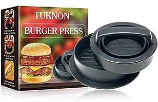 Burgerpresse, Burgerpresse Patty Maker, Burgerpresse Patty Presse, 3 in 1 Burger Patty Presse, für perfekte Burger,...
