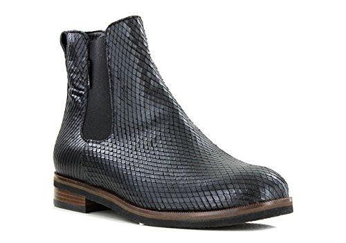 PASCALE MEPHISTO Boots Femme Black Bottines qqB1fg