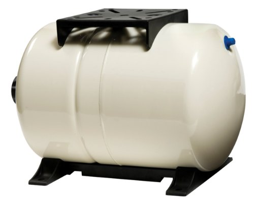 (Red Lion RL6H Horizontal Precharged Diaphragm Well Tank, 5.3 Gallon)
