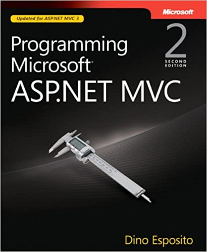 Dino Esposito, Microsoft ASP.NET and AJAX: Architecting Web Applications (Repost)