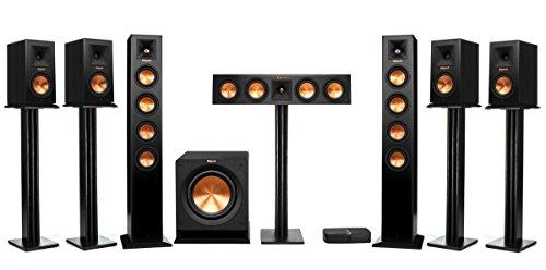 Klipsch-RP-HD-Wireless-71-Home-Theater-System