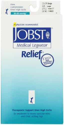 Jobst Relief, Large, Beige