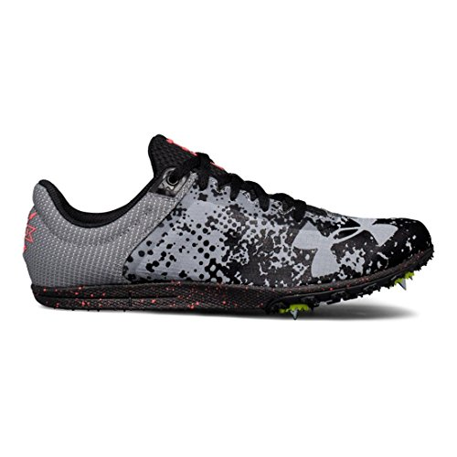 Under Armour Xc Brigade Spike Løbesko Stål / Sort MKNOKw0