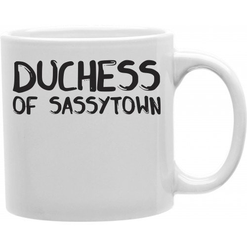 Duchess Coffee (CMG11-IGC-DUCHESS 11Oz Coffee Mug.)