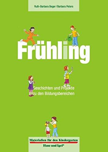 Materialien für den Kindergarten: Frühling
