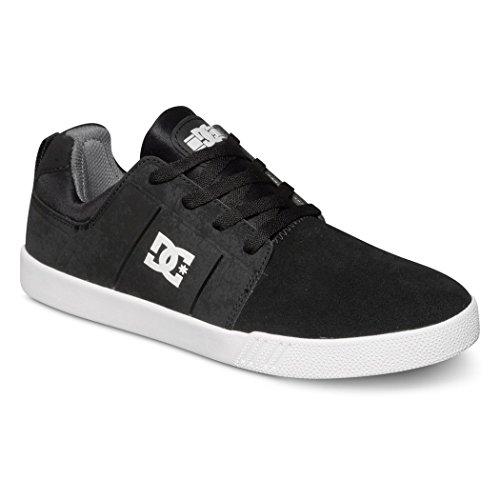 DC Men's RD Jag Skate Shoe,Black/Grey/Yellow,10 M US - Dc Dyrdek Skate Shoes