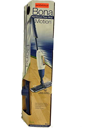 Bona Hardwood Floor Vibrating Mop BK-710013405 by Bona