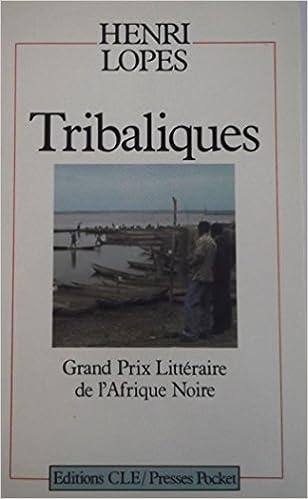 tribaliques pdf