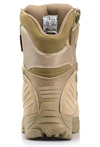 Slip Boots Esterni Anti Anti yellow Stivali Stivali Stivali Indumenti Boots Stivali piercing Desert HYLM Delta qFwOzUI