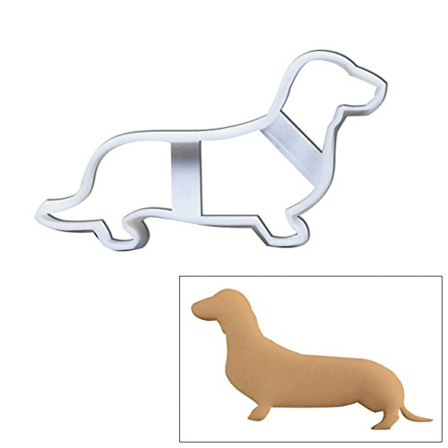Dachshund cookie cutter, 1 pc, Ideal gift for dog lovers