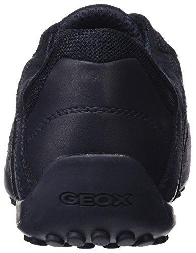 Zapatillas Geox Navy Azul Hombre E para Uomo Snake zz8xt6wFq