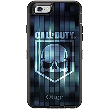 5413536a9f65f5 OtterBox DEFENDER iPhone 6 6s Case - Frustration Free Packaging - CALL OF  DUTY BLUE