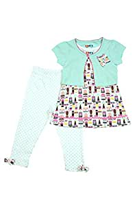 Kid Studio Two Pieces Wear For Girls