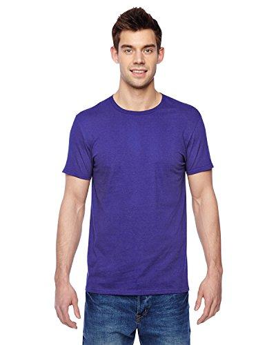 Fruit of the Loom Valueweight camiseta Purple
