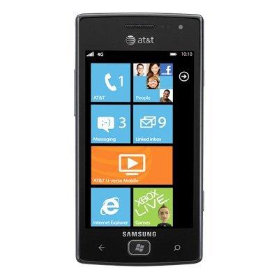 Bluetooth Gsm Radio (Samsung Focus Flash I677 8GB Unlocked GSM Phone with Windows 7.5 OS, 5MP Camera, GPS, Wi-Fi, Bluetooth and FM Radio  - Black )