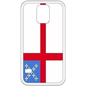 Episcopal Church Flag White Samsung Galaxy S5 Cell Phone Case - Cover