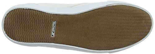 Boxfresh Stern - zapatillas de lona hombre blanco - blanco