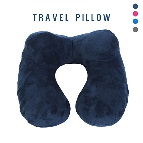Pillows Amp Pillow Covers Kooyaoo Airplane Neck Pillow U