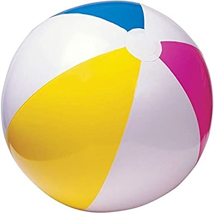 Amazon.com: 50 cm Pelota hinchable de playa: Toys & Games