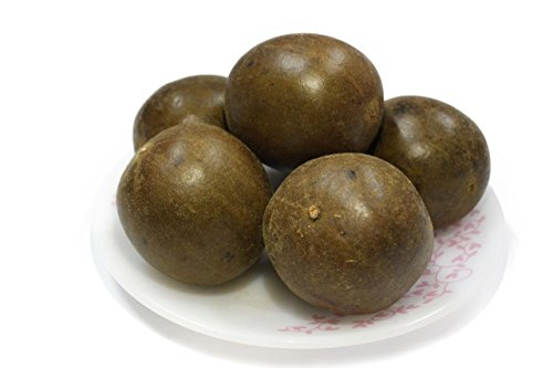 6 pieces Dried Luo Han Guo/ Monk Fruit 羅漢果 Free worldwide AIR MAIL from Yichang Yaxian Food LTD.