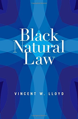 Vincent Lloyd, PhD Publication