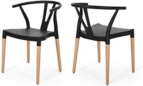 Christopher Knight Home Victoria Modern Dining Chair
