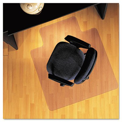 Anchormat Hard Floor Chair Mat Size: 45quot; x (Anchormat Chair Mat)