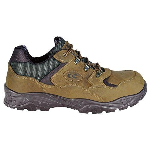 """Cofra 22170––000.w40Talla 40s3src–zapatos de seguridad de """"inundaciones, color marrón"""