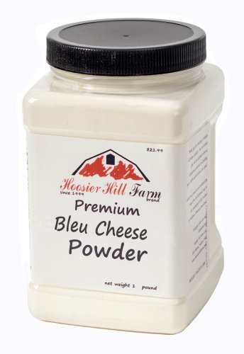 Blue Cheese Powder by Hoosier Hill Farm 1 lb, Gluten Free and hormone free.