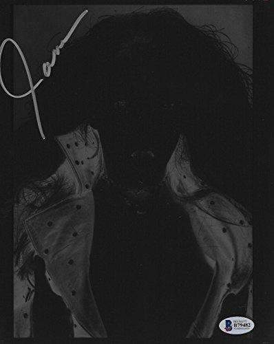 Janine Lindemulder Signed 8x10 Photo BAS COA Proof Negative Picture Autograph 3 - Beckett Authentication