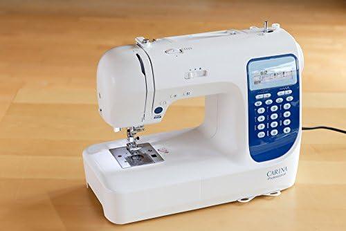 Máquina de coser Carina Professional WORKER 209 puntos: Amazon.es: Hogar